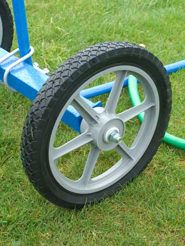 Sprinkler Sled Wheels