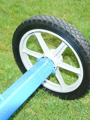 Sprinkler Cart Wheel
