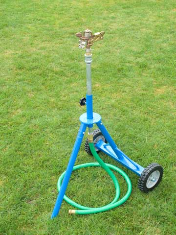 Superduty 150 Tripod Sprinkler Cart